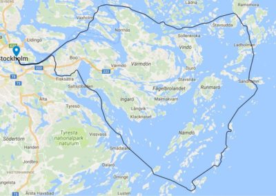 Archipelago Grand Sightseeing Tour